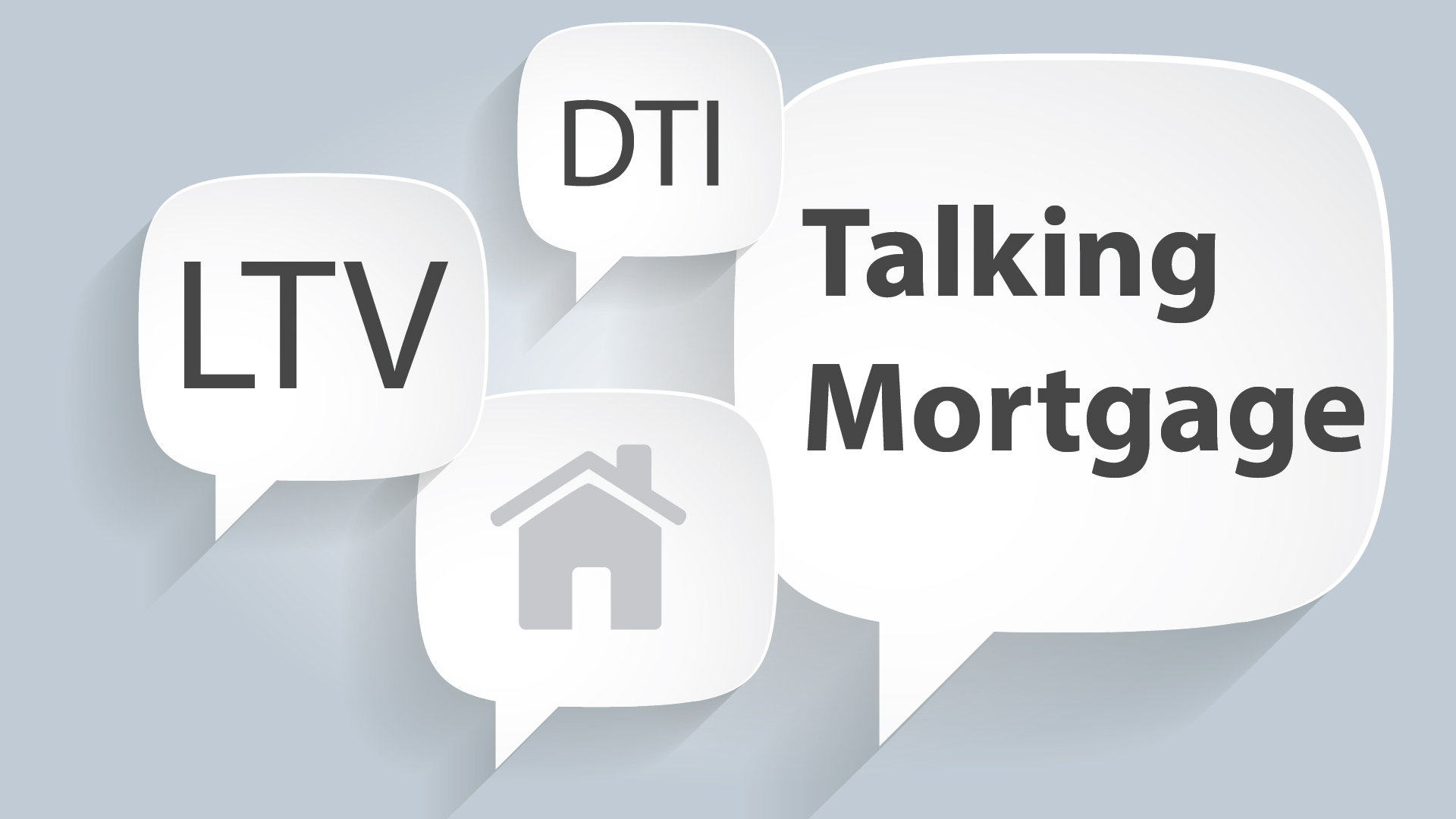 Talking Mortgage graphic