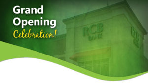RCB Bank OKC Grand Opening