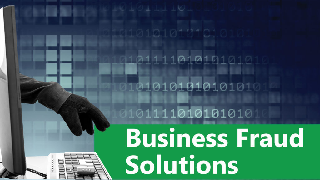 Business Fraud Solutions.