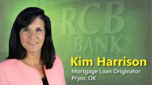 Mortgage Originator Kim Harrison
