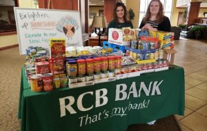 Drumright Food Bank